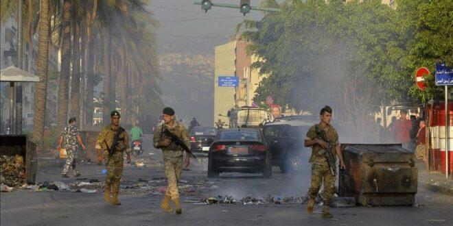 اشتباكات تهدد بفتنة في خلدة بلبنان وسقوط قتلى وجرحى