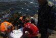 انتشال جثة عالقة بين الصخور في ميناء اللاذقية
