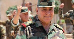 وفاة اللواء محمود حسن القوزي والرئيس الأسد يعزي بالفقيد