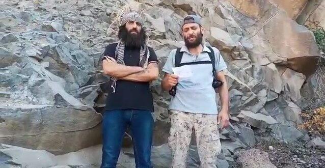 """أحد أخطر المطلوبين.. """"الهفو"""" يعلن خروجه من درعا البلد"""