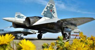 """بعد اجتياز اختباراتها في سوريا.. """"Su-57"""" تستعد للدخول في الخدمة"""