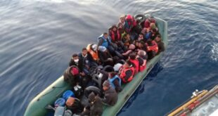 بينهم سوريون.. ضبط عشرات المهاجرين قبل مغادرة تركيا