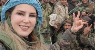 الإعلامية كنانة علوش تناشد الرئيس الأسد: سارق منزلي معروف ولا يتم القبض عليه