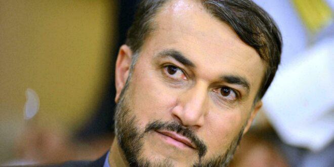 """وصف الرئيس الأسد بـ""""الخط الأحمر"""".. إيران تعين وزير خارجية جديد بديلاً عن ظريف"""