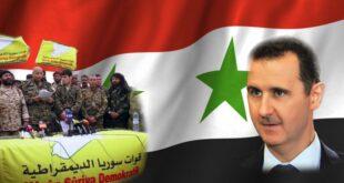 """قياديو """"قسد"""": حديث الرئيس السوري عن اللامركزية إيجابي"""