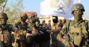 انشقاقات تضرب ميليشيا الجيش الوطني شمال سوريا
