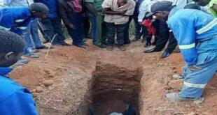 قسّ زامبي يفقد حياته بعد محاولته تقليد قيامة السيد المسيح!