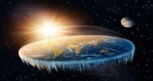 ماذا لو كانت الأرض مسطحة