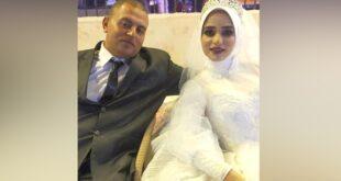 وفاة عروس مصرية بعد ساعة واحدة من حفل زفافها