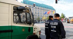 الشرطة الألمانية تعتقل لاجئ سوري