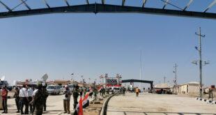 القوات الأمريكية تخرج 30 صهريج نفط من سوريا إلى العراق