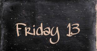 """حقائق مثيرة للاهتمام عن """"الجمعة 13"""" اليوم """"الأكثر شؤما في السنة"""""""