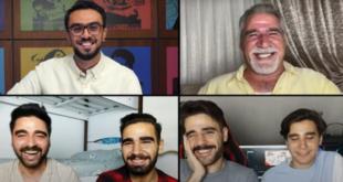 عائلة مزكتلي السورية تحقق انتشارا واسعا بفيديوهات تنتجها من تركيا