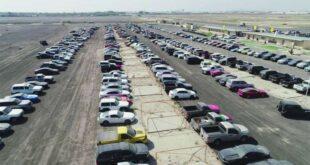 مستثمر كراج حجز بدمشق وعنصر مرور يبيعان سيارات محجوزة لموقوفين أو أشخاص خارج القطر