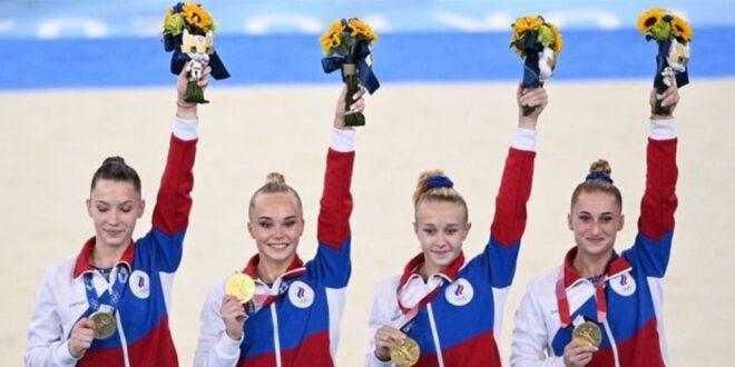 روسيا التنافس في الألعاب الأولمبية