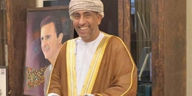 سفير سلطنة عمان في سورية: السوريون يتميزون بنشاط
