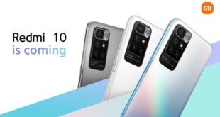 إعلان تشويقي من شاومي يؤكد على مواصفات Redmi 10 الرئيسية