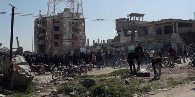 مصادر: لا تعديل على بنود اتفاق التسوية في درعا والساعات المقبلة ستحسم المشهد