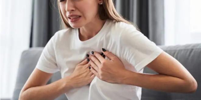 أعراض النوبة القلبية تظهر قبل أشهر من الحدث الخطير