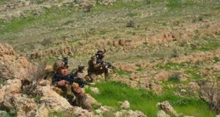 اعتقال متسللين من الأراضي السورية إلى العراق