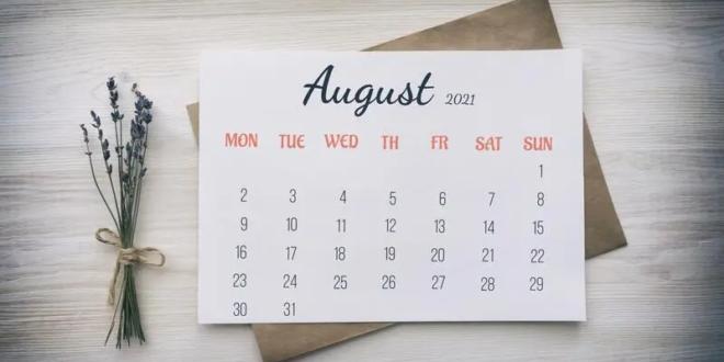 توقعات الأبراج لشهر أغسطس/ آب 2021