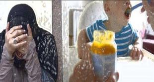 سوريا: امرأة تقتل ابن ضرتها الرضيع وشريحة ذاكرة تكشف الجريمة بعد ٩ سنوات