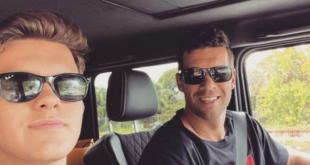 نجم كرة القدم مايكل بالاك يفجع بوفاة ابنه المراهق في حادث سير