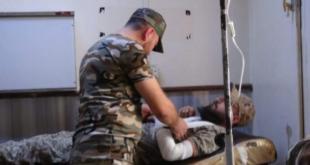 14 إصابة في صفوف الجيش جراء خروقات مسلحي درعا البلد