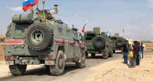 الشرطة العسكرية الروسية تدخل حي درعا البلد جنوبي سوريا