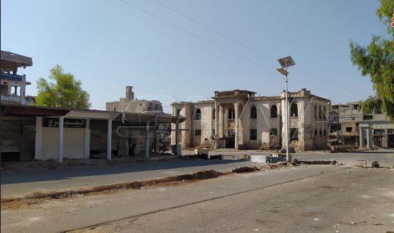 ارتقاء شهيد وإصابة 8 جنود جراء اعتداء على حافلة للجيش بريف درعا الغربي