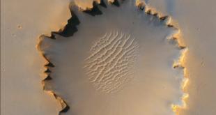 """بعثة اليابان إلى المريخ تعود بكنز ثمين إلى الأرض انتشل من قمر """"فوبوس""""... صور وفيديو"""