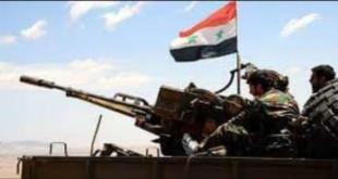 الجيش يرد على هجمات المسلحين في درعا
