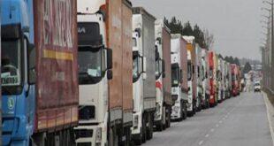 شروط جديدة لدخول الصادرات الزراعية السورية إلى دول الخليج