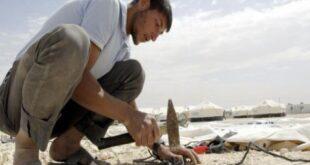 السوريون يسيطرون على المهن الحرفية في إربد