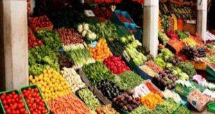 أسعار الخضار والمواد الغذائية في أسواق دمشق