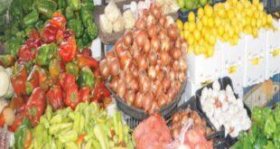 أسعار الخضار والفواكه ترتفع في الأسواق