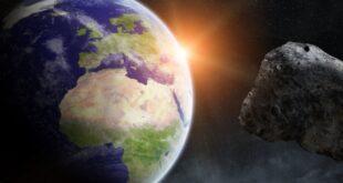 """كويكب يهدد الأرض بقوة مليوني ضعف انفجار بيروت نتيجة """"ثقب مفتاح الجاذبية"""""""
