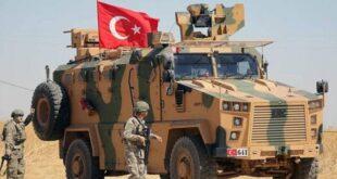 الجيش التركي يواصل قصفه على بلدات وقرى في ريف الحسكة