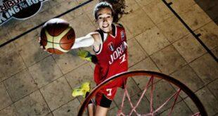 التلفزيون الأردني يمنع ظهور لاعبة المنتخب روبي لكرة السلة لسبب غريب