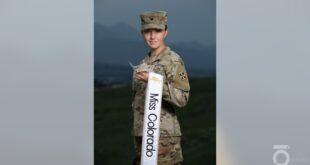 جندية أميركية بالعراق تنُافس على لقب ملكة جمال الولايات المتحدة