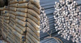انخفاض بأسعار الحديد واستقرار للأسمنت