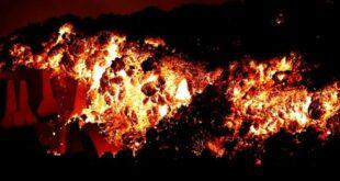 بالفيديو: مشاهد تحبس الأنفاس لثوران بركان لا بالما في إسبانيا