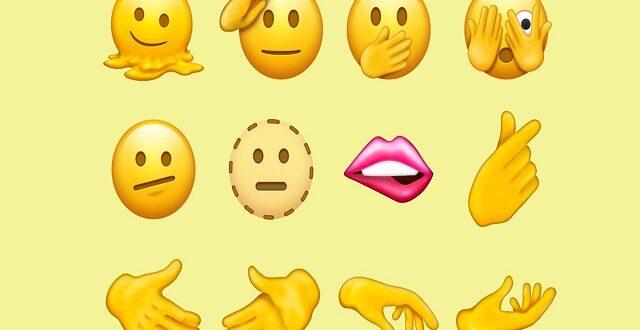 جميع الرموز التعبيرية الجديدة التي ستصل إلى هاتفك المحمول قريبًا