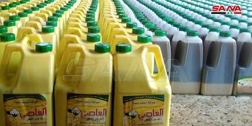 مادة سامة بزيت القطن الموجود في السورية للتجارة