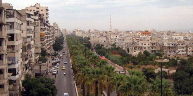 مطاردة هوليودية في شوارع اللاذقية بين شاحنتين إحداهما حكومية