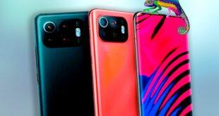 شياومي تقوم بتصنيع هاتف محمول يتغير لونه باللون الذي تريد بضغطة واحدة