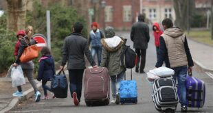 أكثر من ألفي لاجئ سوري في شمال إيرلندا