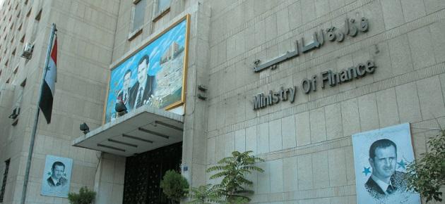 هناك عقارات للدولة وسط دمشق مؤجرة