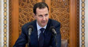 الرئيس الأسد يوجه بصرف منحة لمرة واحدة للمتطوعين العسكريين