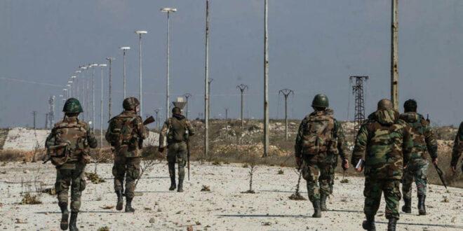 المركز الروسي للمصالحة: استشهاد 3 عسكريين سوريين بنيران المسلحين